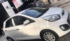 Bán ô tô Kia Morning sản xuất 2014, màu trắng giá 330 triệu tại Hải Phòng