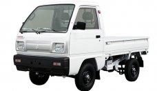 Cần bán xe Suzuki Super Carry Truck đời 2018, màu trắng, 249 triệu, khuyến mại 100% thuế trước bạ giá 249 triệu tại Hải Phòng