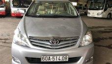Cần bán lại xe Toyota Innova G 2011, màu bạc chính chủ giá cạnh tranh giá 445 triệu tại Đồng Nai