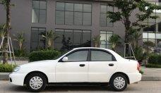 Gia đình cần bán Daewoo Lanos sản xuất 2001, màu trắng giá 98 triệu tại Hà Nội