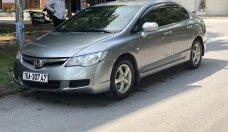Bán ô tô Honda Civic đời 2007, màu xám (ghi), gốc Hà Nội giá tốt giá 260 triệu tại Hải Dương