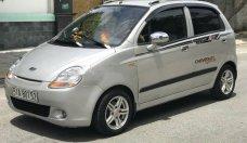 Bán Chevrolet Spark năm 2009, màu bạc   giá 156 triệu tại Tp.HCM