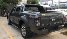 Bán xe Ford Ranger năm sản xuất 2018, màu xám, nhập khẩu Thái, giá tốt  giá 925 triệu tại Tp.HCM