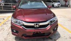 Cần bán lại xe Honda City 2017, màu đỏ, giá chỉ 585 triệu giá 585 triệu tại Bình Dương