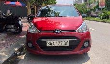 Hyundai i10 1.2AT 2016 nhập khẩu, màu đỏ giá 405 triệu tại Hải Dương