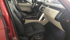 Cần bán lại xe LandRover Range Rover 3.5 AT sản xuất năm 2016, màu đỏ giá 5 tỷ 350 tr tại Hà Nội