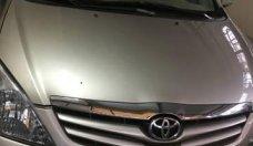 Bán xe Toyota Innova GSR đời 2010, màu bạc xe gia đình, giá chỉ 495 triệu giá 495 triệu tại Cần Thơ