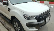Cần bán xe Ford Ranger 3.2L Wildtrak 4x4 AT đời 2016, màu trắng, nhập khẩu nguyên chiếc giá 810 triệu tại Hà Nội