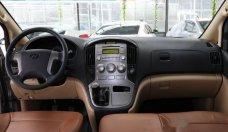 Bán Hyundai Grand Starex 2.5MT sản xuất năm 2015, màu bạc, 826 triệu giá 826 triệu tại Tp.HCM