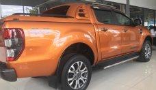 Bán Ford Ranger Wildtrak năm 2018, màu cam, xe nhập giá 815 triệu tại Tp.HCM
