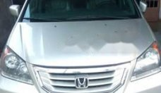 Cần bán Honda Odyssey đời 2008, màu bạc giá 725 triệu tại Bình Dương
