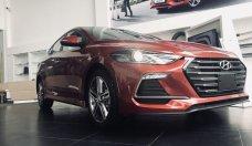 Bán ô tô Hyundai Elantra đời 2018 màu đỏ, giá 739 triệu, tặng gói phụ kiện 30 triệu giá 739 triệu tại An Giang