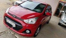 Bán Hyundai i10 sản xuất 2015, màu đỏ, nhập khẩu chính chủ, giá tốt giá 375 triệu tại Bình Dương