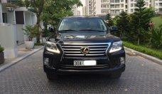 Bán Lexus LX 570 đen nội thất kem, sx 10/2012, phom 2014, xe siêu đẹp giá 4 tỷ 480 tr tại Hà Nội
