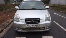Cần bán Kia Morning đời 2007, màu bạc, xe nhập  giá 195 triệu tại Hà Nội
