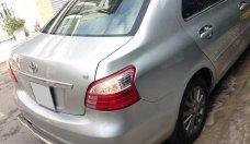 Cần bán nhanh Toyota Vios E 2013 màu bạc giá 365 triệu tại Tp.HCM
