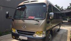 Cần bán Hyundai County thân dài 2015, màu xám (ghi), xe nhập giá 1 tỷ 50 tr tại Hà Nội