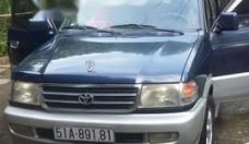 Bán xe Toyota Zace sản xuất năm 2002, giá tốt giá 305 triệu tại Tp.HCM