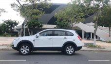 Bán Chevrolet Captiva màu trắng, số sàn giá 283 triệu tại Đà Nẵng