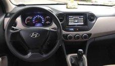 Cần bán gấp Hyundai Grand i10 đời 2015, màu bạc, giá 328tr giá 328 triệu tại Hà Nội