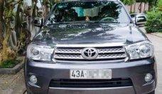 Chính chủ bán xe Toyota Fortuner đời 2010, màu xám giá 580 triệu tại Đà Nẵng