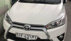 Chính chủ bán lại xe Toyota Yaris đời 2016, màu trắng giá 585 triệu tại Tp.HCM