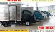 Bán xe tải Thaco Kia K250 đời 2018, tiêu chuẩn khí thải Euro4, 2,5 tấn chạy trong thành phố giá 389 triệu tại Tp.HCM