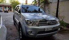 Bán Toyota Fortuner đời 2011, màu bạc, giá 575tr giá 575 triệu tại Đà Nẵng