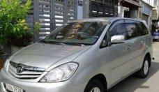 Bán xe Toyota Innova G đời 2009, màu bạc, giá tốt giá 435 triệu tại Tp.HCM