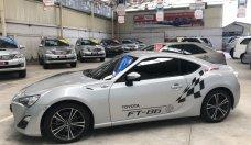 Bán Toyota FT 86 đời 2012 cũ, giá giảm tốt còn thương lượng nhé khách giá 1 tỷ 60 tr tại Tp.HCM