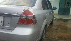 Cần bán lại xe Daewoo Gentra sản xuất 2010, màu bạc giá 239 triệu tại Bình Dương