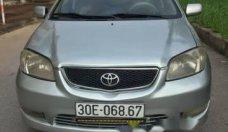 Cần bán gấp Toyota Vios 2005, màu bạc, giá tốt giá 165 triệu tại Hà Nội