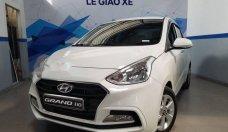 Cần bán xe Hyundai Grand i10 2018, màu trắng giá Giá thỏa thuận tại Tp.HCM