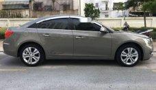 Cần bán xe Chevrolet Cruze LTZ năm sản xuất 2017, màu đen, 560 triệu giá 560 triệu tại Tp.HCM