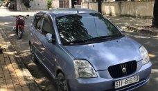 Gia đình bán Kia Morning đời 2005, màu xanh lam  giá 218 triệu tại Tp.HCM