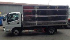 Bán xe Thaco Ollin 350 new E4 đời mới nhất thùng dài 4.35 m tải 2150 kg. Xe mua hổ trợ qua ngân hàng giá 364 triệu tại Tp.HCM