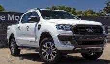 Bán Ford Ranger 2018, màu trắng, nhập khẩu giá 634 triệu tại Tp.HCM