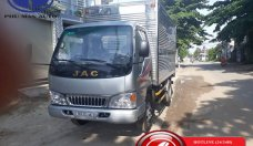 Bán xe tải nhẹ JAC 2.4 tấn thùng dài 3m7 động cơ Isuzu giá 280 triệu tại Tp.HCM