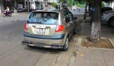 Bán ô tô Hyundai Getz 1.4AT đời 2010, màu vàng giá 290 triệu tại Đắk Lắk