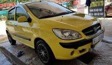 Cần bán xe Hyundai Getz đời 2009, màu vàng, nhập khẩu nguyên chiếc giá 182 triệu tại Phú Thọ