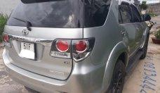 Bán Toyota Fortuner G 2016, màu bạc, đúng chất, biển TP, giá TL, hỗ trợ góp giá 896 triệu tại Tp.HCM