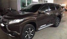 Cần bán xe Mitsubishi Pajero sản xuất năm 2018, màu nâu, giá tốt giá 1 tỷ 250 tr tại Tp.HCM