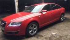 Bán ô tô Audi A6 AT đời 2008, màu đỏ  giá Giá thỏa thuận tại Tp.HCM