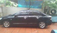 Cần bán Honda Civic năm sản xuất 2007, màu đen, giá tốt giá 325 triệu tại Hải Dương