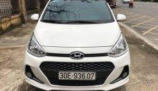 Cần bán Hyundai Grand i10 sản xuất năm 2017, màu trắng, giá chỉ 380 triệu giá 380 triệu tại Hà Nội