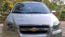 Bán Chevrolet Aveo đời 2012, màu bạc, 265 triệu giá 265 triệu tại Bình Dương