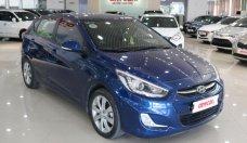 Bán xe Hyundai Accent 1.4AT 2015, màu xanh lam, nhập khẩu giá 489 triệu tại Hà Nội