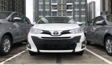 Cần bán Toyota Vios 1.5E CVT sản xuất 2018, màu trắng giá 569 triệu tại Đồng Nai