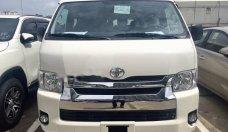 Cần bán xe Toyota Hiace 2018, màu trắng, giá 999tr giá 999 triệu tại Tp.HCM