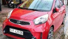 Bán Kia Morning sản xuất năm 2016, màu đỏ, giá chỉ 368 triệu giá 368 triệu tại Tp.HCM